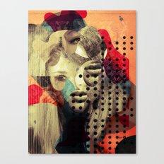Diven Mix 2 Canvas Print