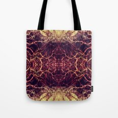 Burning Roots VIII Tote Bag