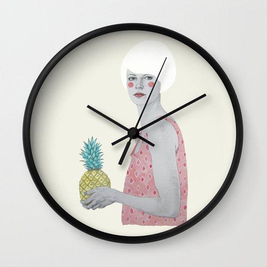 Ana Wall Clock