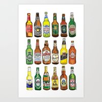 Have a beer! Art Print