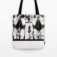 Seperation Tote Bag
