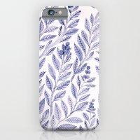 Wild Blue iPhone 6 Slim Case
