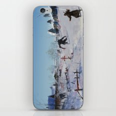 very severe winter... iPhone & iPod Skin