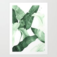 ocean Art Prints featuring Beverly II by THE AESTATE