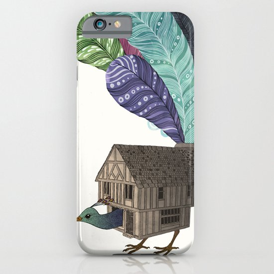 birdhouse revisited iPhone & iPod Case