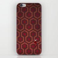 The Shining Rug & Room 2… iPhone & iPod Skin