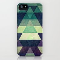 iPhone Cases featuring dysty_symmytry by Spires