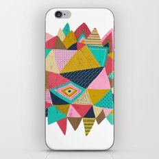 geometric iPhone & iPod Skin