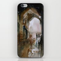 Under the Ali Qapu palace iPhone & iPod Skin