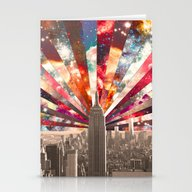 Superstar New York Stationery Cards