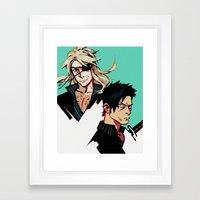 Benriya Framed Art Print