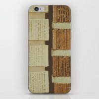Brick Split iPhone & iPod Skin