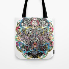 Mask Tote Bag