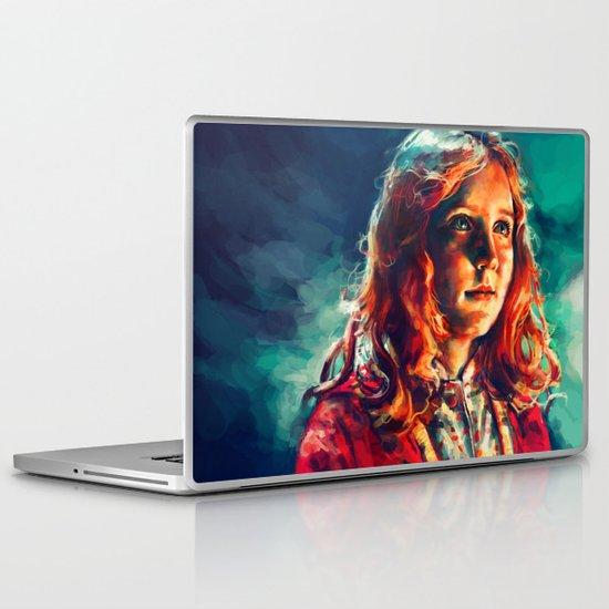 The Girl Who Waited Laptop & iPad Skin