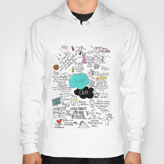 The Fault in Our Stars- John Green Hoody