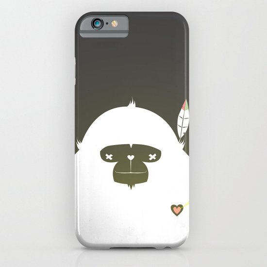 PERFECT SCENT - BIGFOOT 雪人 . EP001 iPhone & iPod Case