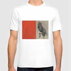 Pose Mens Fitted Tee White SMALL