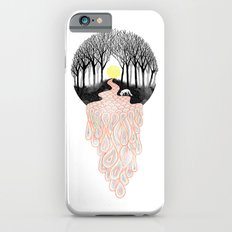 Through Darkness into the Light iPhone 6 Slim Case