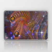 Keepers Of Cosmic Change Laptop & iPad Skin