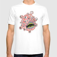 HOLDER Mens Fitted Tee White SMALL