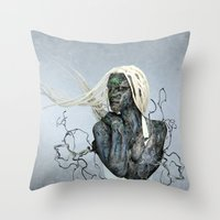 As you sow, so shall you reap. Throw Pillow
