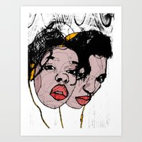 The Music Within Art Print