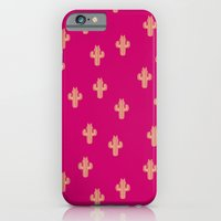 Catctus Strawberry iPhone 6 Slim Case