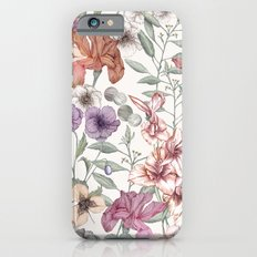 Magical Floral  Slim Case iPhone 6s