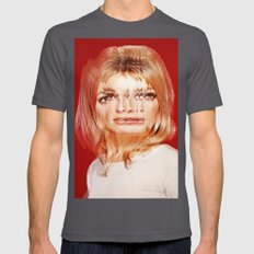 Another Portrait Disaster · S1 Mens Fitted Tee Asphalt SMALL