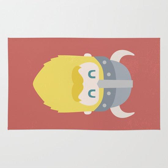 Viking Area & Throw Rug