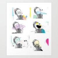 State of Mind Art Print