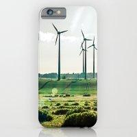 Wind generators iPhone 6 Slim Case