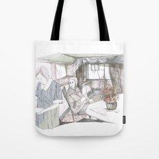 Maria, porfavor Tote Bag