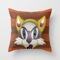 What About Breakfast At … Throw Pillow