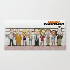 Arrested Development Canvas Print