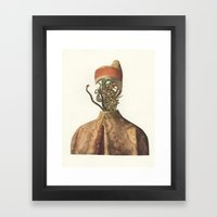 The Chief Magistrate Framed Art Print