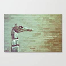 Urban Animal Canvas Print