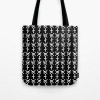 skull #1 Tote Bag
