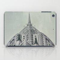 Vintage Chrysler Cuildin… iPad Case