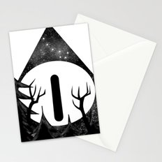 Bill Cipher: I'll Be Watching You Stationery Cards