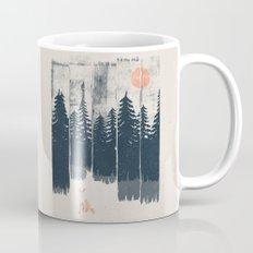 A Fox In The Wild... Mug