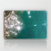 The Color Of The Sea Laptop & iPad Skin