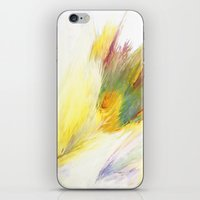 Winter Bloom iPhone & iPod Skin