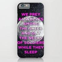 We Prey As Wolves iPhone 6 Slim Case