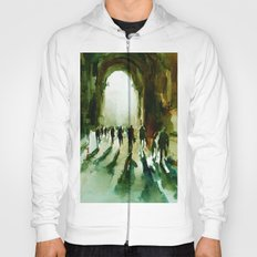 without an end or a beginning  Hoody