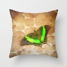 Butterfly#4 Throw Pillow