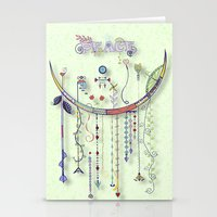 Peace of the Innocent Stationery Cards