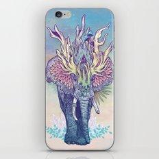 Spirit Animal - Elephant iPhone & iPod Skin