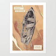 A Phoenician Prayer Art Print