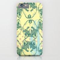 Wolf Print iPhone 6 Slim Case